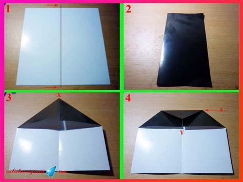 jelaskan cara membuat gambar 3d kubus sederhana cara membuat pesawat kertas sederhana origami pesawat