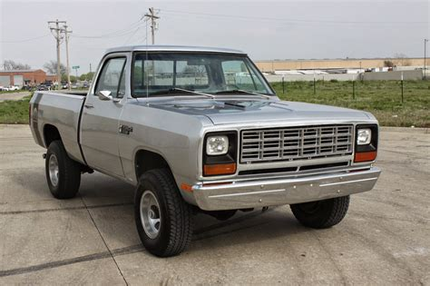 all american classic cars 1982 dodge power ram royal se