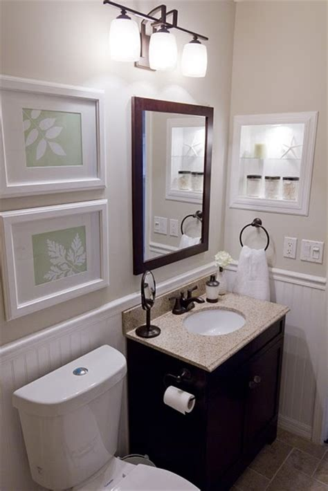 small nice bathrooms nice small bathroom main floor reno home decorating