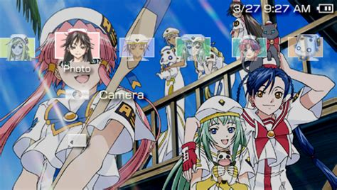 psp themes download anime psp themes and wallpapers psp ptf anime themes