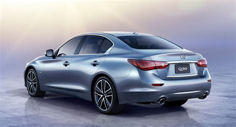 2013 Infiniti Q50 Hybrid Option For Premium Mid Sized