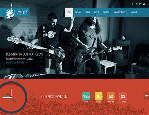 templates bootstrap free music free bootstrap themes free premium templates creative