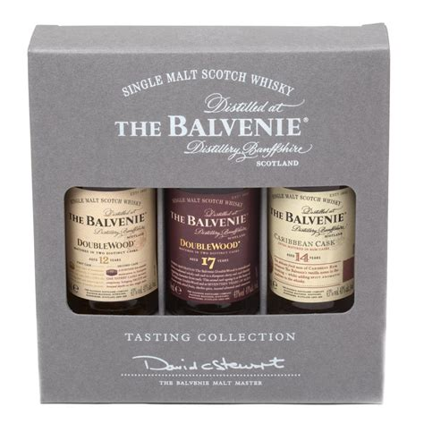 balvenie mixed single malt scotch whisky miniature gift