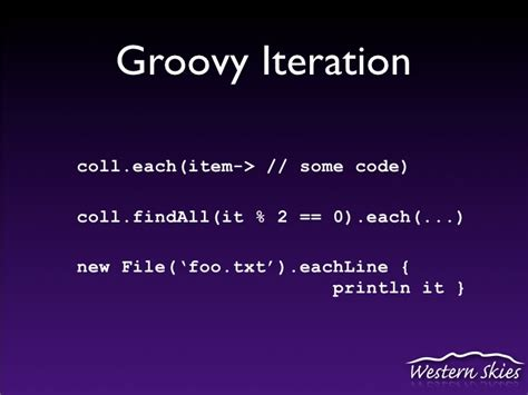 visitor pattern groovy groovy a scripting language for java