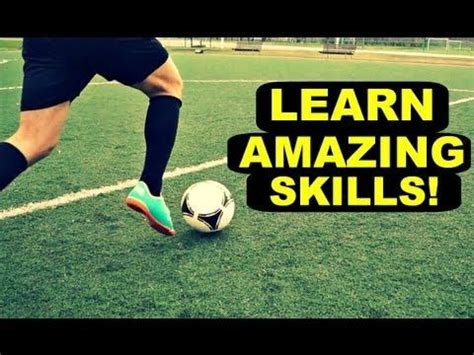 skill football freestyle tutorial learn amazing football skills tutorial hd ronaldo