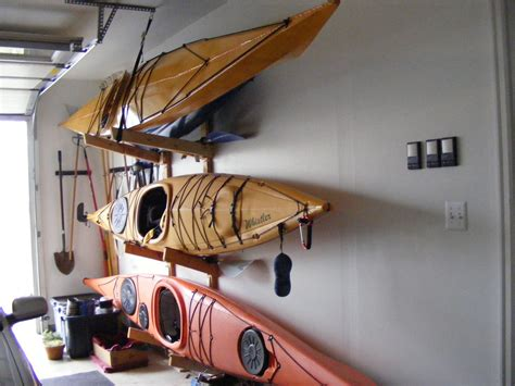 Kayak Hangers Garage Ceiling by New To The Forum And Kayak Fishing Kayak Fishing Forum