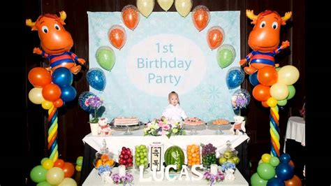 1st birthday decorations at home stunning 1st birthday decoration for boys