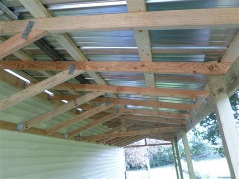 Attach Lean To Shed To House by How To Build A Lean To Shed In 5 Easy Steps Diy Shareable