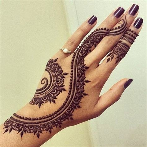 20 beautiful arabic mehndi latest designs 2016 2017