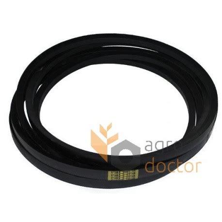 classic v belt 0217106 [gates] oem:h146636 for john