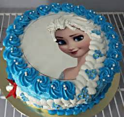 frozen hair braid birthday cake album 2 muffin kaseh azean