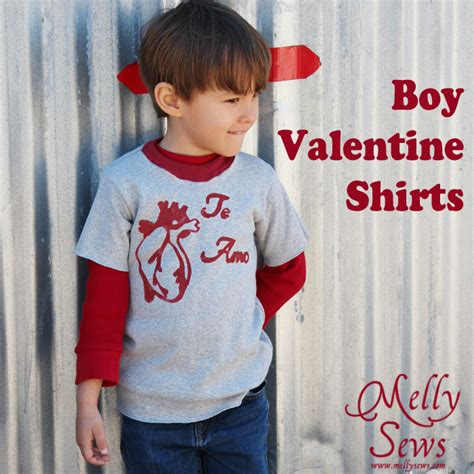 toddler boy valentines day shirts boy shirt tutorial and printable melly sews
