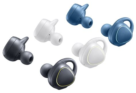 samsung iconx samsung gear iconx truly wireless earbuds gear fit2 gps enabled wearable launched price