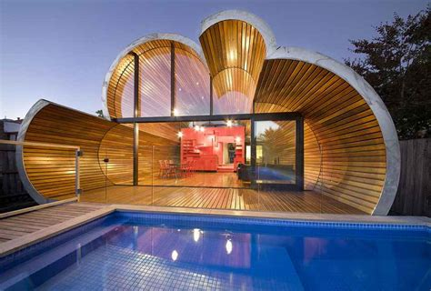 creative homes cloud house north fitzroy residence melbourne e architect