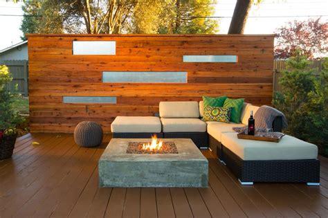 Deck Pit Sunken Pit In Deck Pit Design Ideas