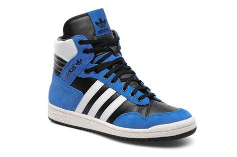 Hombres De Las Adidas Originals Pro Conferen Hi Chy Casual Zapatos Royal Blanco G15685 Zapatos P 347 by Deportivas Adidas Originals Pro Conference Hi Azul