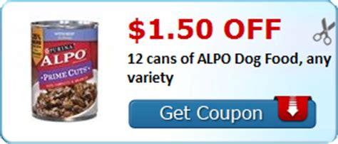 dog food coupons on phone alpo dog food coupon seriously free stuff
