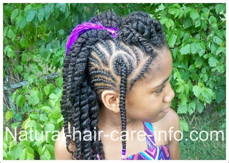 mowhawks with two strand twists down the middle braided mohawk google search beautiful black girl