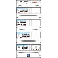 Tableau Electrique Legrand 4 Rangees
