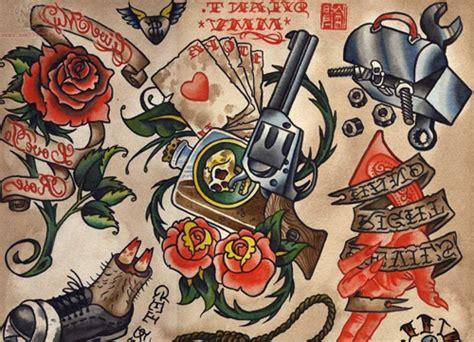 Imagenes Tatuajes Old School   tatuajes old school