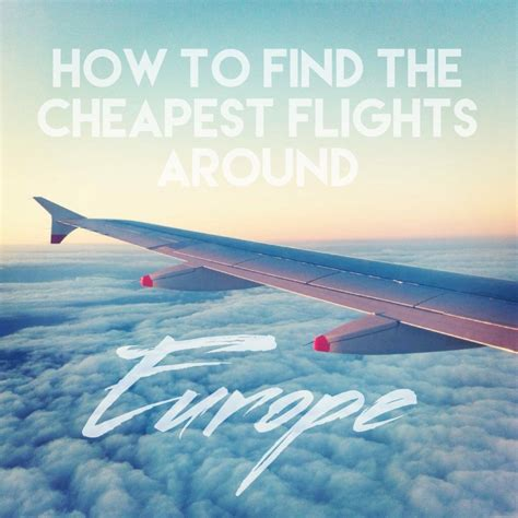 how to travel europe for way less with multi destination flights driftwood journals