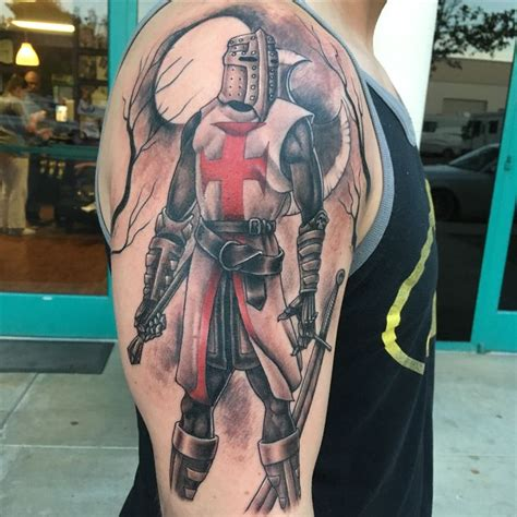 crusader tattoo 12 best croatia images on croatia