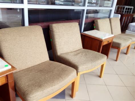 Kerusi Sofa Kayu perabot haji hussin used furniture recycle furniture hotel sg