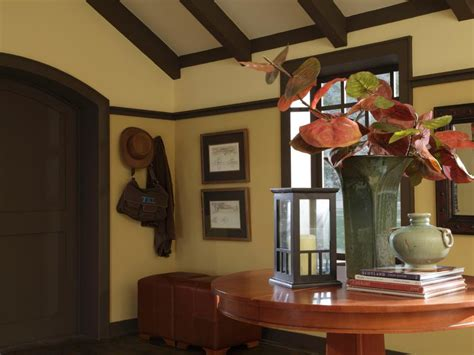 interior colors for craftsman style homes design a craftsman living room hgtv