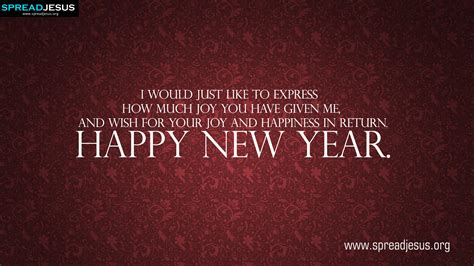 happy new year with jesus happy new year wallpapers hd new year hd wallpapers