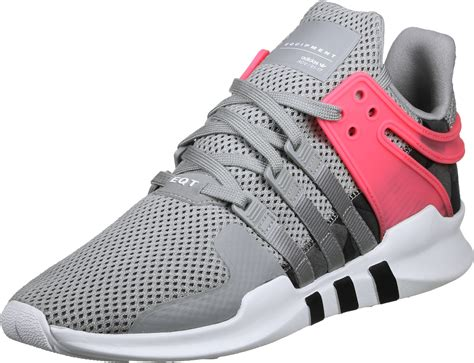 adidas equipment support adv shoes grey pink
