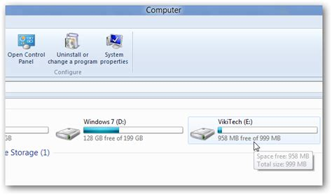 Tv Ekitech windows 8 how to create a new drive partitions