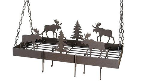 Moose Rack by Moose Pot Rack