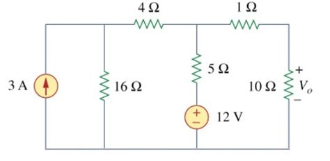 a resistor has a current of a flowing in it what is the potential difference across the resistor find the current flowing across the 10 resistor i chegg