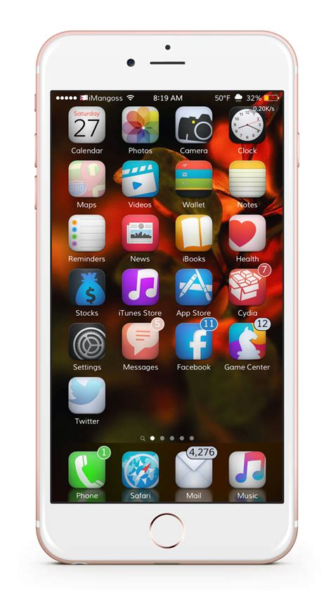 best ui themes for iphone best ios themes for iphone ipad and ipod touch imangoss