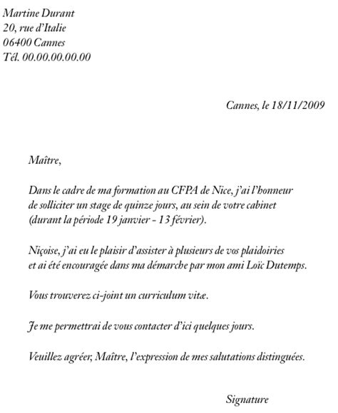 Exemple Lettre De Motivation General Exemple Lettre Motivation Generale