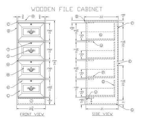 File Cabinet Plans by Woodwork Woodworking Plans Filing Cabinet Pdf Plans