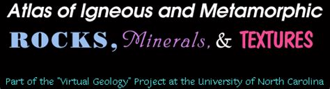 atlas of minerals in thin section pdf atlas of rocks minerals and textures