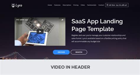lyra saas app landing page multipurpose joomla template