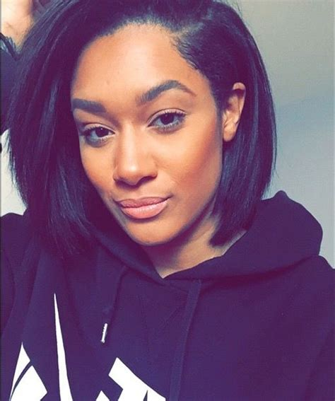 natural sew in bang l hair flat iron 1000 images about inspiration on pinterest