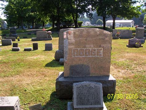 Cemetery Planters by Dodge Family Association