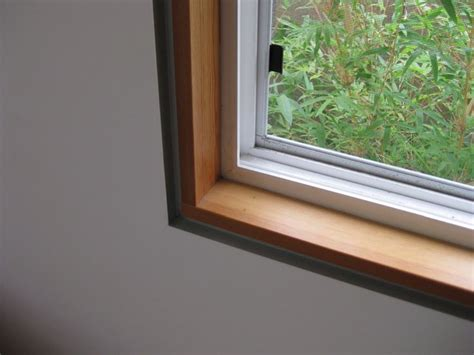 kitchen window trim minimal window trim for kitchen windows kitchen pinterest