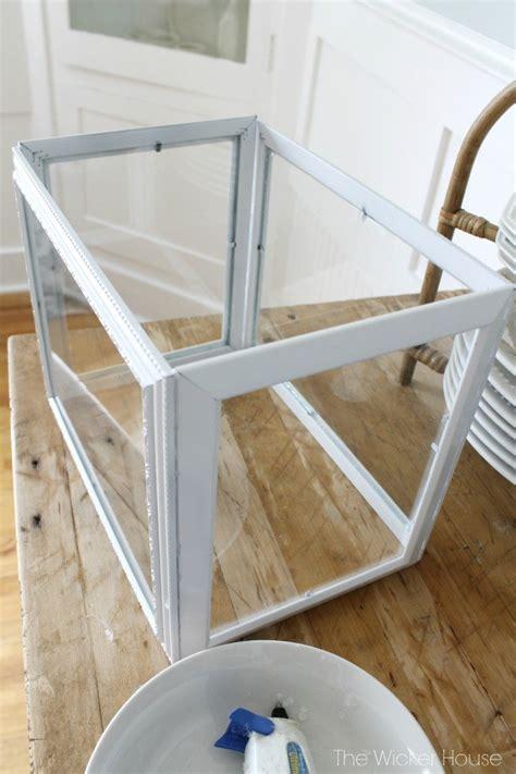 hometalk     green house terrarium  picture frames