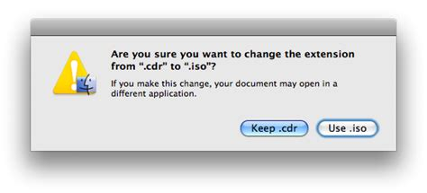 Cdr Filename Extension Cdr howto create an iso image from a cd in mac os x raam dev