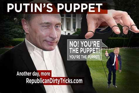 putin s it s official trump is putin s puppet rdtdailyrdtdaily