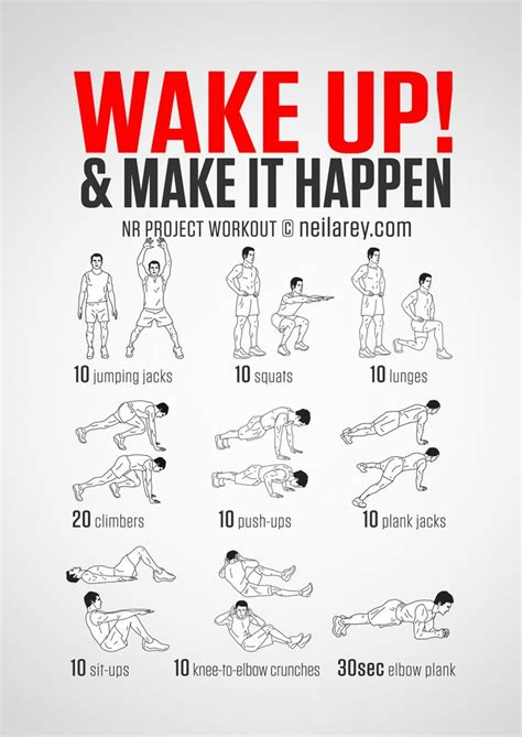 17 best ideas about work outs on pinterest workout tips 17 best ideas about wake up workout on pinterest quick