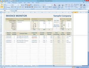 invoice tracker template image gallery invoice tracking spreadsheet
