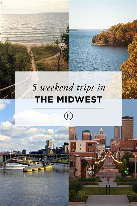5 weekend trips in the midwest theeverygirl midwest