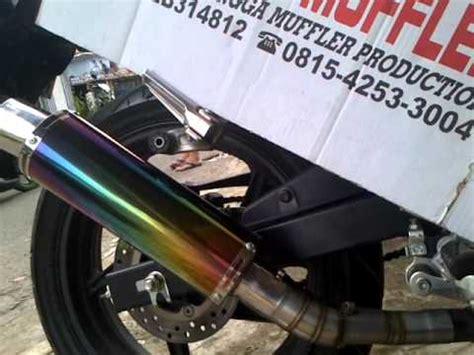 Knalpot Racing Untuk All New Cbr 150 R 15 Stainless Knalpot Racing New Cbr 150 R Ahm K45 Cbr Lokal