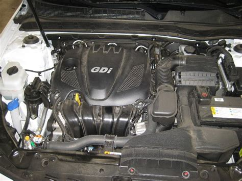 Kia Gdi Engine Kia Optima Theta Ii Gdi I4 Engine Change Guide 001