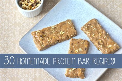 top protein bar recipes 30 delicious protein bar recipes that are a must try